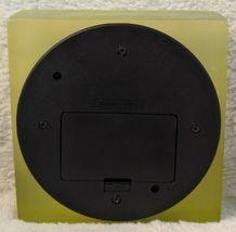 John Deere Collection LP25131 Transparent Resin Desk Clock Retro Design image 4