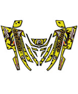 Ski doo Mini Z 120 98-02 snowmobile graphics, wrap, decals, sticker afte... - $138.60+