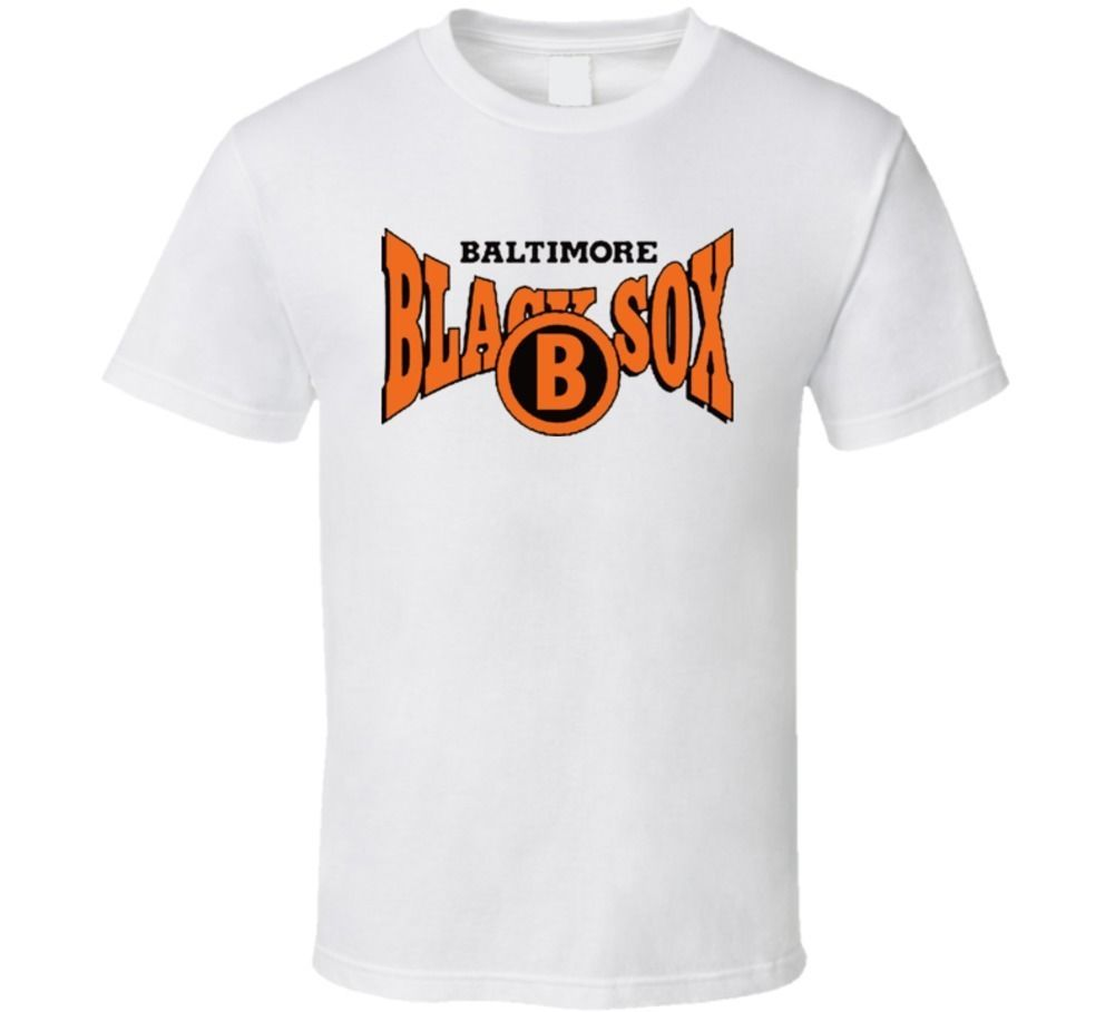 Baltimore Black Sox Negro League Baseball T Shirt