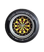 Panda Superstore Creative Tire Dart board Wall Clock Fashion Look Home D... - $27.57