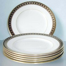 Waterford China Ashworth SET/6 Bread & Butter Plates (or Tidbit) England New - $68.90