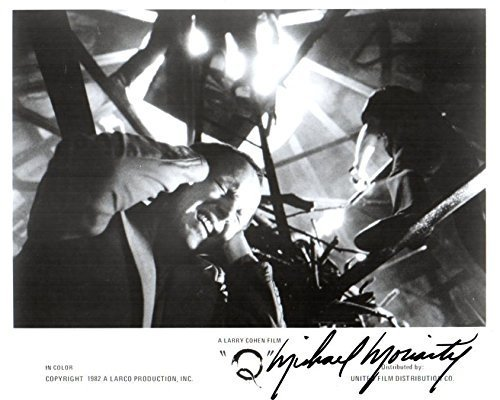 "Primary image for Michael Moriarty Signed Autographed Glossy ""Q"" 8x10 Photo"