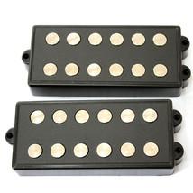 A Set Artec 6 String Soapbar-Bass pickup MMC6 - $39.59