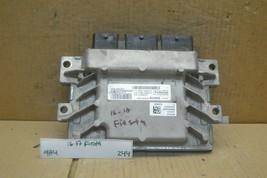 16-17 Ford Fiesta Engine Control Unit ECU GA6A12A650GC Module 244-9a4 - $18.99