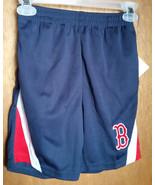 Baseball MLB Boy Clothes 6/7 Boston Red Sox Shorts Major League Sports A... - $16.14