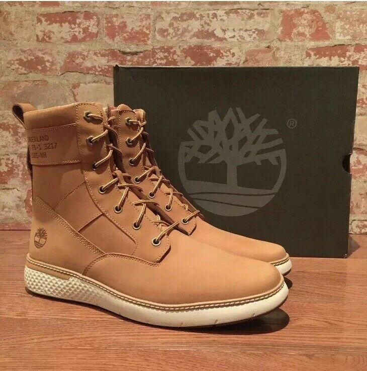 timberland cross mark utility boots
