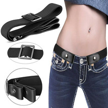 Buckle-free Elastic Invisible Belt for Jeans - $11.99