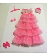 Vintage Barbie Romantic Ruffles Complete Super  - $209.00