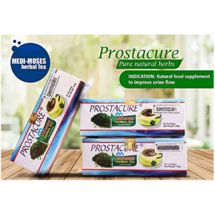 Medi-Moses Prostacure Herbal Tea Enlarged Prostate (BPH) (3 Packs X 24 teabags) - $100.00