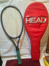 Head Graphite Director Tennis Racquet With Full Padded Case Usa - $22.72
