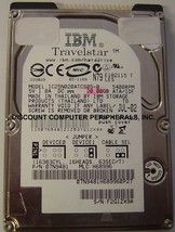 Lot of 4 IBM IC25N020ATCS05-0 20GB 2.5in IDE Drive Tested Good Free USA Ship