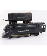 Lionel Pre-War 1688 2-4-2 Torpedo Locomotive w/ 1689T Tender O Gauge Res... - $69.29