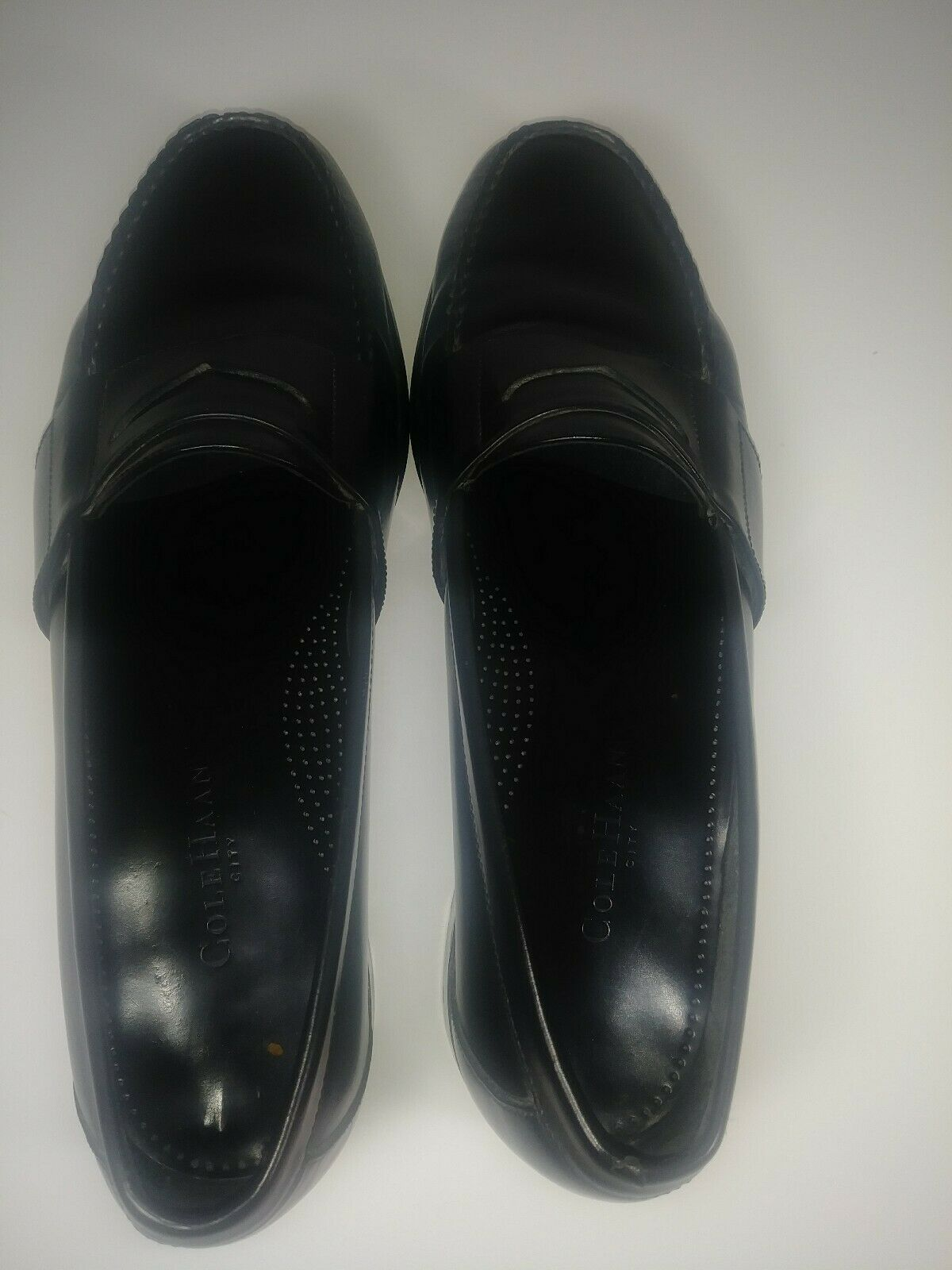 Mens Cole Haan Pinch Penny Dress Shoes Loafers Size 12 MSRP $200 image 4