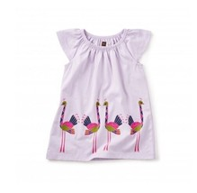 Tea Collection Ostriches South Africa Baby Dress 3-6 Months Infant Girl ... - $29.99