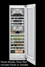Gaggenau RW464761 24 Inch Vario 400 Series Wine Tower Panel Ready 99 Bot... - $3,955.08