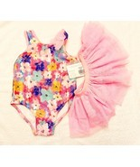 Wetsuit Club Toddler girl swimming suits one-piece Top & Tutu Bottom 3T NWT $15 - $13.64
