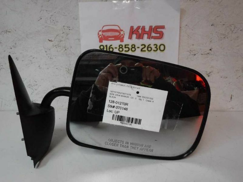 "Primary image for Passenger Side View Mirror Manual 6x9"" Fits 94-97 DODGE 1500 PICKUP 42195"