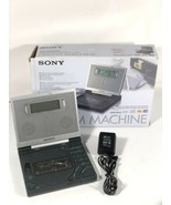 Sony ICF-CD2000 Dream Machine CD Clock FM/AM Radio with Backlit Display - $39.59