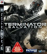 USED Game PS3 Terminator Salvation Bljm60169 from Japan Free Shipping - $28.63