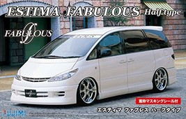 1/24 inch up series No.71 Toyota Estima fabless half type ID71 - $39.80