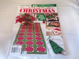 Crochet World Magazine Favorite Thread Crochet for Christmas  New Fall 2020 - $9.89