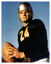 NCAA 1939  Heisman Trophy Winner Nile Kinnick IOWA HAWKEYES Color 8 X 10... - $5.99