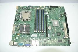 SuperMicro X8STi Rev 1.1 LGA1366 Server Board w/ Xeon SLBKD + 8GB DDR3 - $59.99