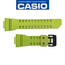 CASIO G-SHOCK G'Mix Watch Band Strap GBA-400-3B Original Green Rubber  - $34.95