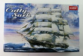 Clipper Ship Cutty Sark Academy 1/350th Scale Hobby Model Kits New - $17.95