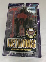 New Whilce Portacio Wetworks ASSASSIN ONE Red Action Figure 1996 McFarlane Toys - $17.81