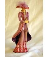 """Thomas Kinkade 2007 Tea At Three Figurine 7"""" Signed Numbered - $20.78"""