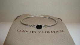 David Yurman Wheaton Black Onyx Bracelet - $285.00