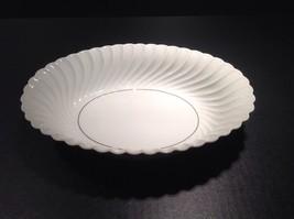 "Haviland Limoges Beaucaire 10.5"" Oval Vegetable/Serving Bowl Mint Condition - $150.00"