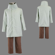 Naruto Aburame Shino anime cosplay costume Halloween party wear - $52.14