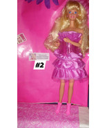 Unidentified Barbie #2 with clothes and shoes! - $12.00