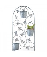 Butterfly Trellis With Flower Pots - €34,15 EUR