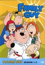 Family Guy, Volume 1 DVD - $2.95