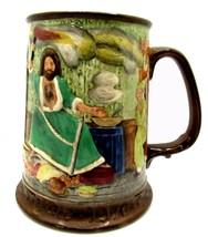 An item in the Collectibles category: Royal Doulton JOHN BESWICK LTD Christmas Carol Tankard 1976