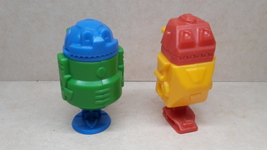 Kinder - K95 3 & 4 Robots - complete set - surprise eggs - $2.50