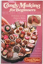 Wilton Candy Making for Beginners Instruction Recipe Book - $7.99