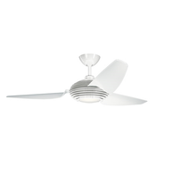 Kichler 300706WH Signature Ceiling Fans 60in White Polycarbonate 1-light - $639.00