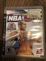 PS3 NBA 2K10 Videogame 2K Sports Playstation 3 VERY GOOD CONDITION - $3.26