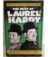 The Best of Laurel & Hardy Premium Collectors Edition DVD 2014  - $18.69