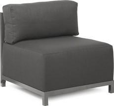 Chair Howard Elliott Axis Sterling Soft Burlap-Like Texture - $1,109.00