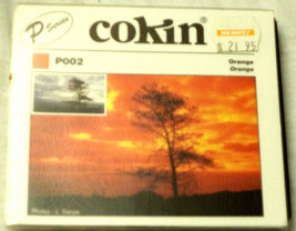 Cokin 48-82 mm Filter P002 Orange For Black & White Film - $15.05