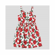 Girls Beauty And The Beast Disney Rose Dress Target Jacqueline Durran L Large 10 - $63.35