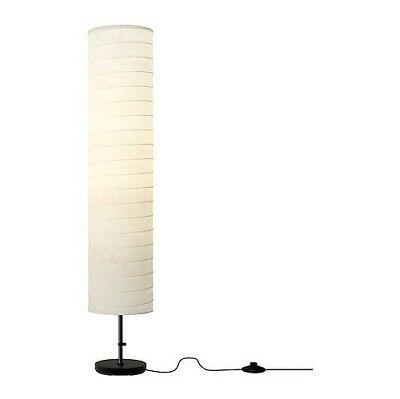 IKEA HOLMO FLOOR LAMP SHADE RICE PAPER image 2