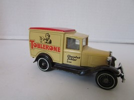 MATCHBOX 1981 Y21 MODELS OF YESTERYEAR FORD MODEL A TOBLERONE DELIVERY T... - $6.36