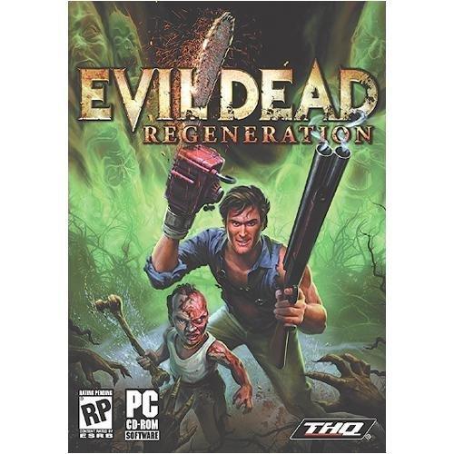 Evil Dead: Regeneration [video game]