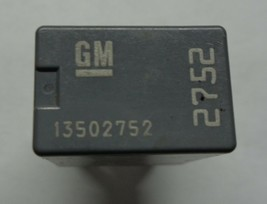 Usa Seller Gm Denso Relay 13502752 Tested 6 Month Warranty Free Shipping! GM1 - $6.75